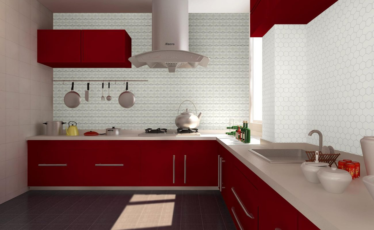 Kitchen Decor Wallpaper